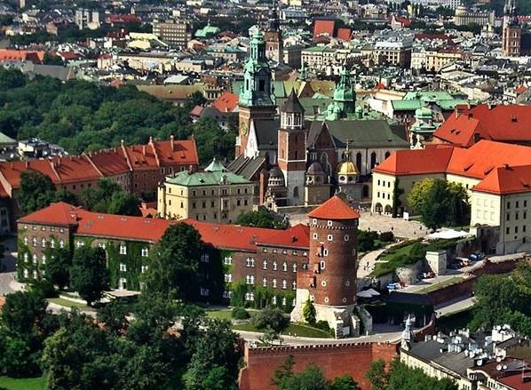 Wycieczka – szlakami legend krakowskich