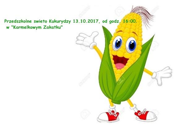 Przedszkolne święto Kukurydzy