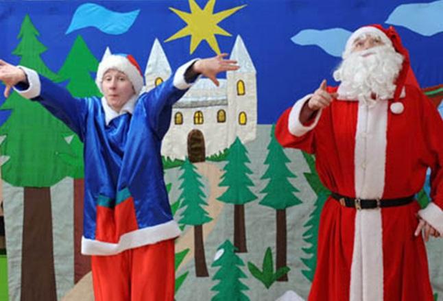 Teatr Kalejdoskop – Wielkie porwanie czyli Mikołaj i piraci