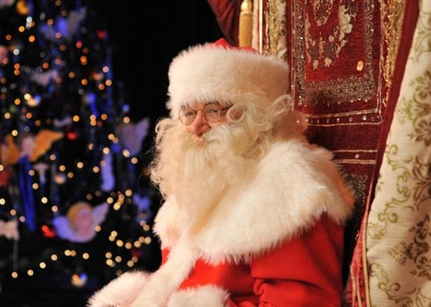 Spotkanie z Mikołajem w NCK