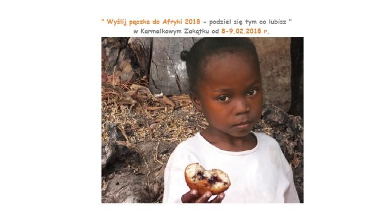 Wyślij pączka do Afryki 2018